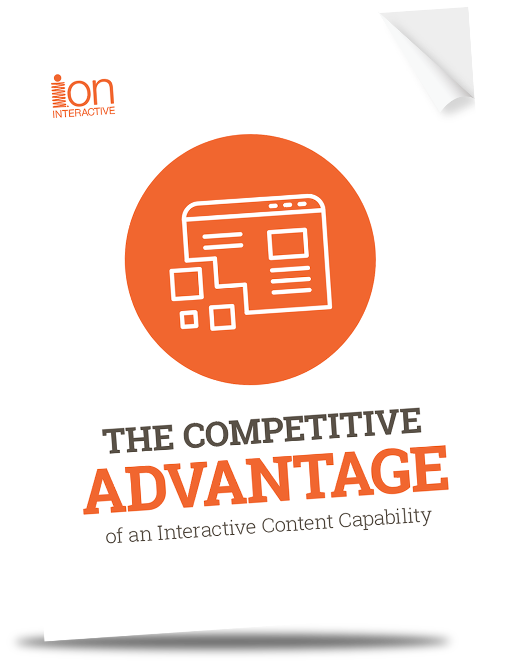 ion - The Competitive Advantage