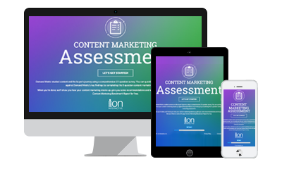 Demand Metric Content Marketing Self Assessment