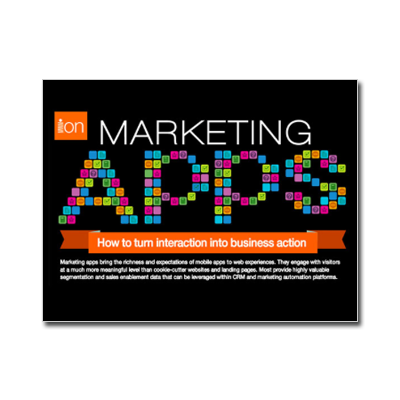 Marketing Apps Infographic