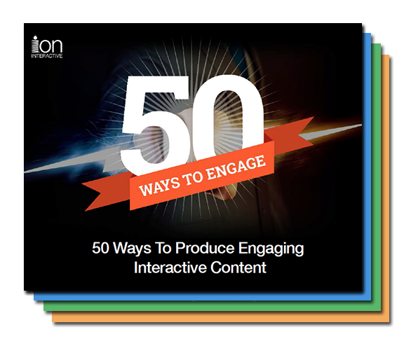 50 Ways to Produce Engaging Interactive Content