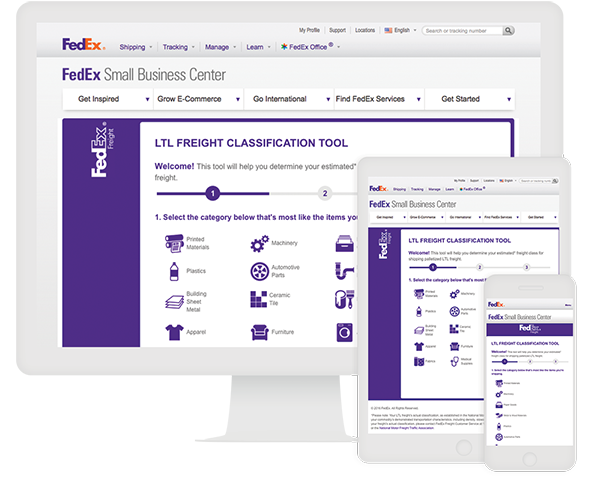 FedEx uses ion interactive