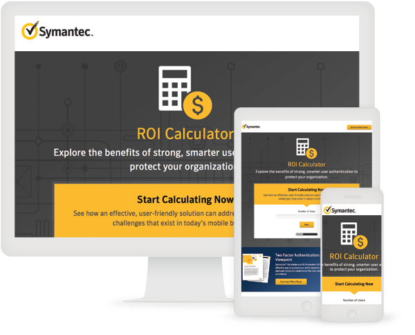 Symantec Calculator