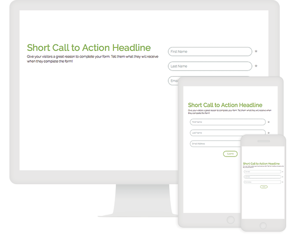 ion interactive Quick Start  Lead Gen Footer for Website Embed