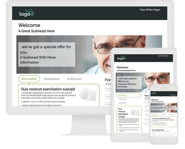 ion interactive Quick Start - Personalized Landing Page