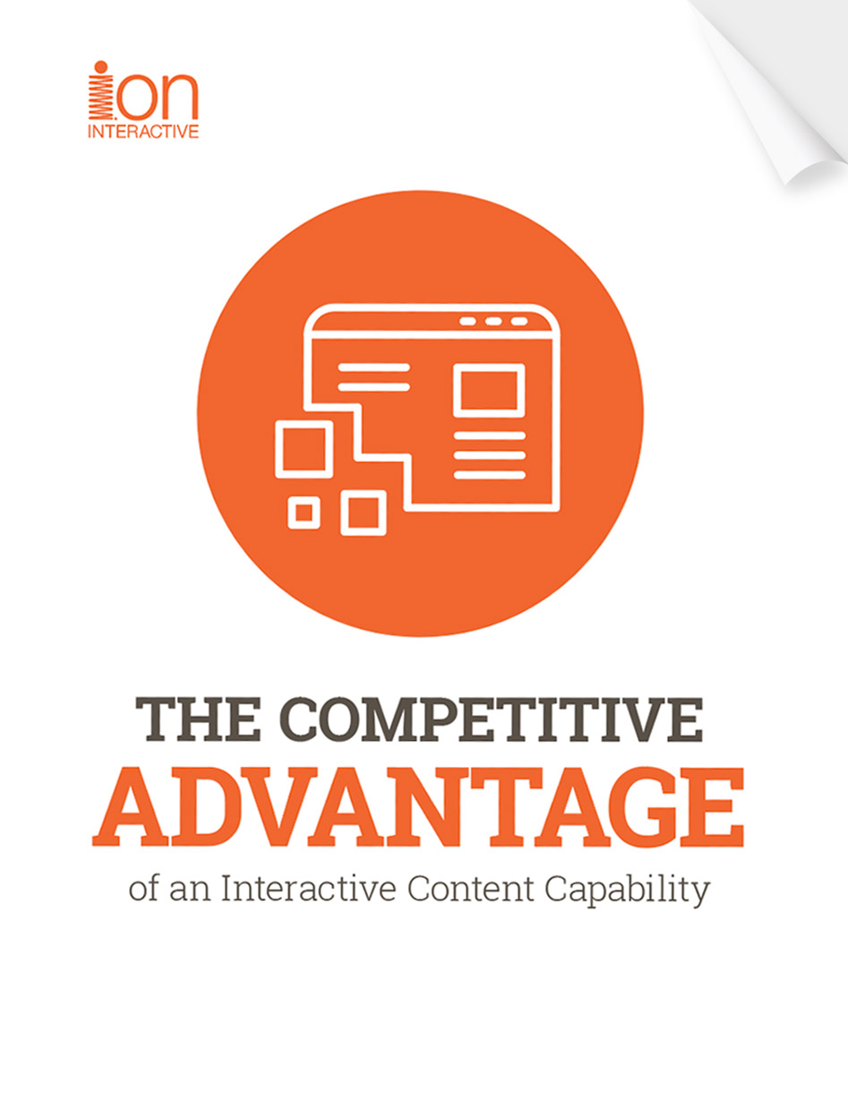 ion interactive - The Competitive Advantage