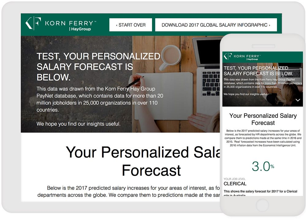 ion interactive - Korn Ferry Assessment